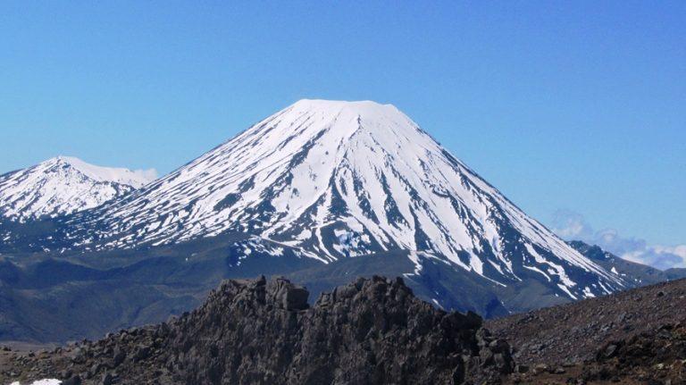 Tongariro - Lord of the Rings
