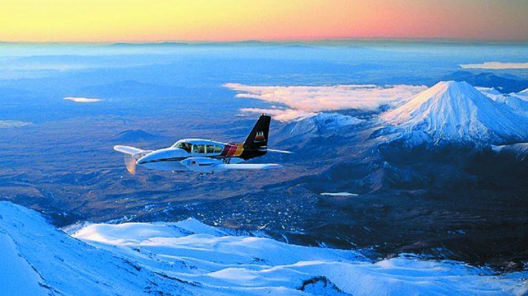 Tongariro - Scenic Flights